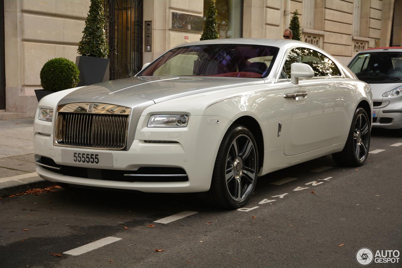 Rolls-Royce Wraith - 31 January 2014 - Autogespot