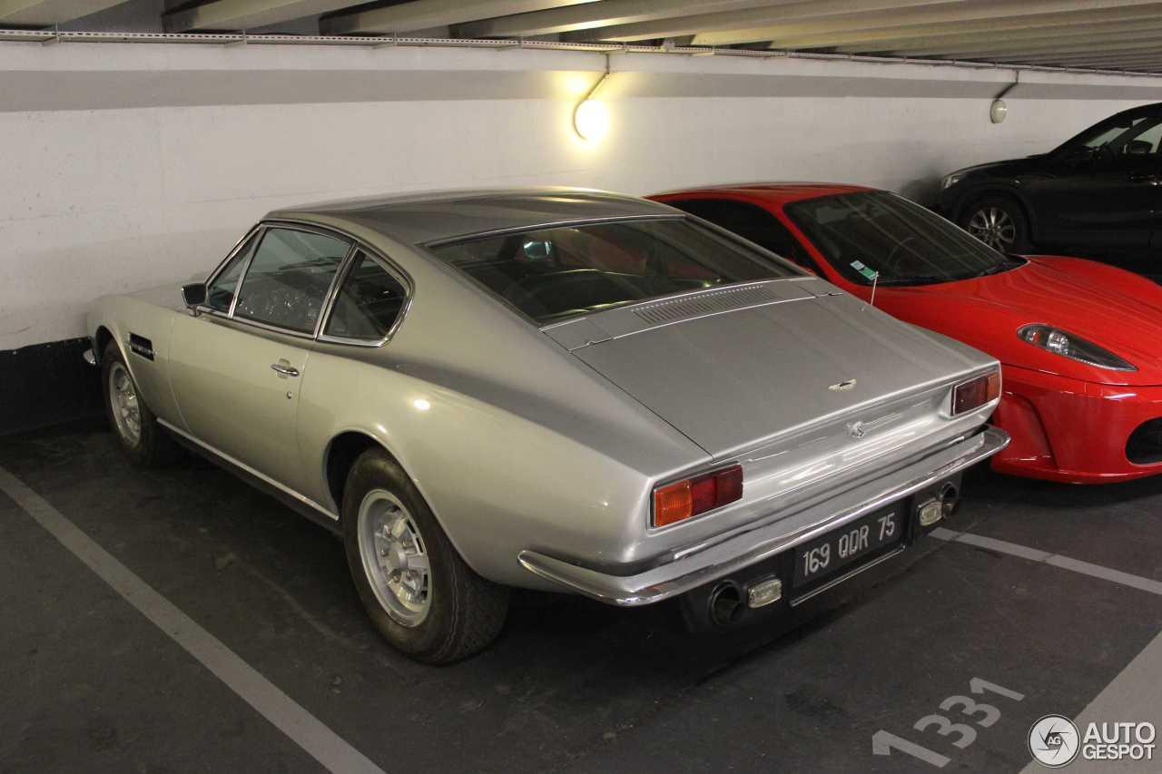 Aston Martin DBS V8 1969 - 1972 - 1 February 2014 - Autogespot