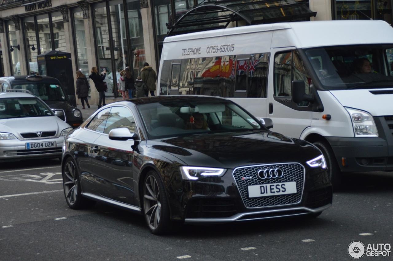 Audi RS5 B8 2012 - 2 February 2014 - Autogespot