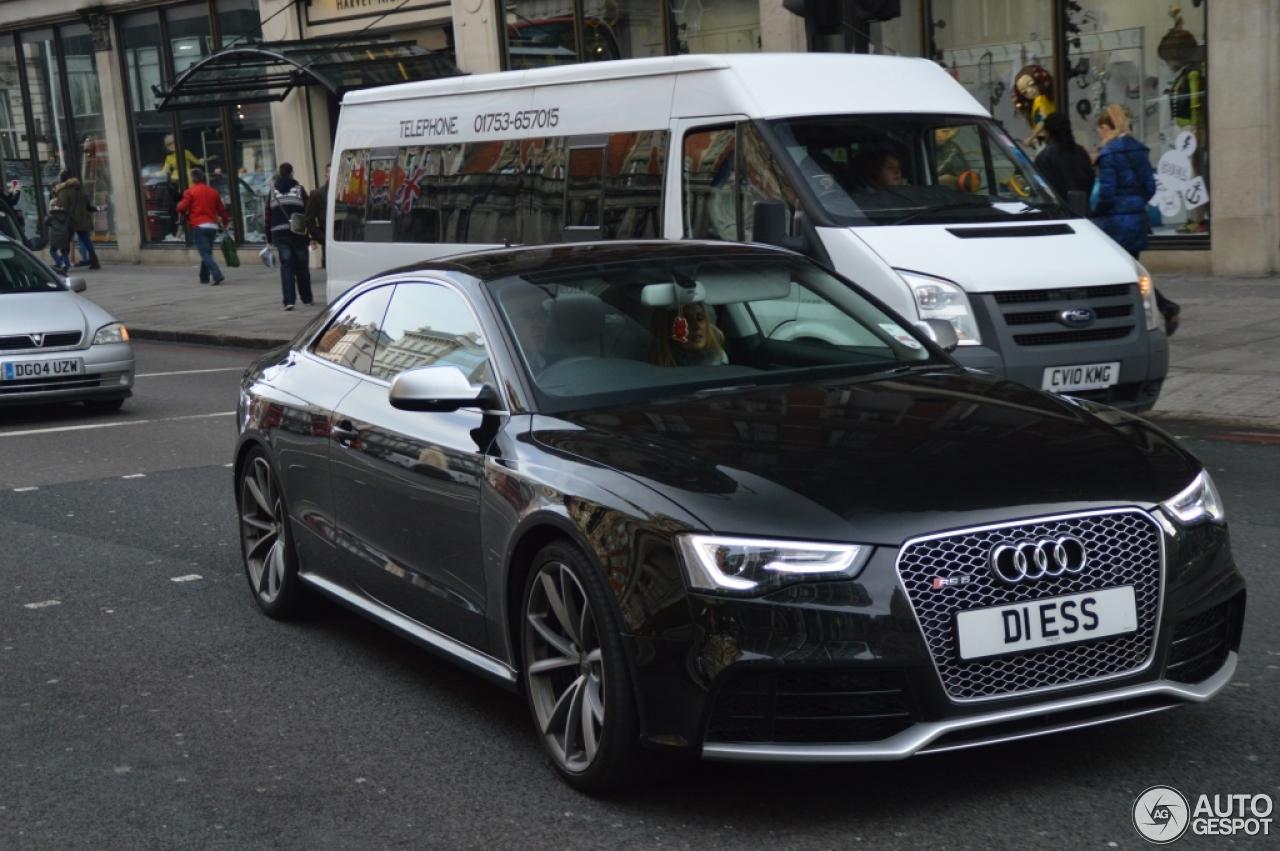 Audi Rs5 B8 2012 2 February 2014 Autogespot