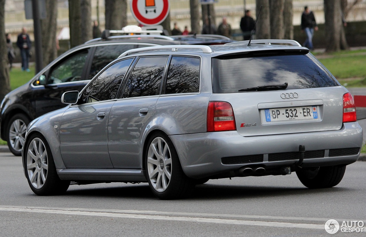 Audi Rs4 Avant B5 3 February 2014 Autogespot