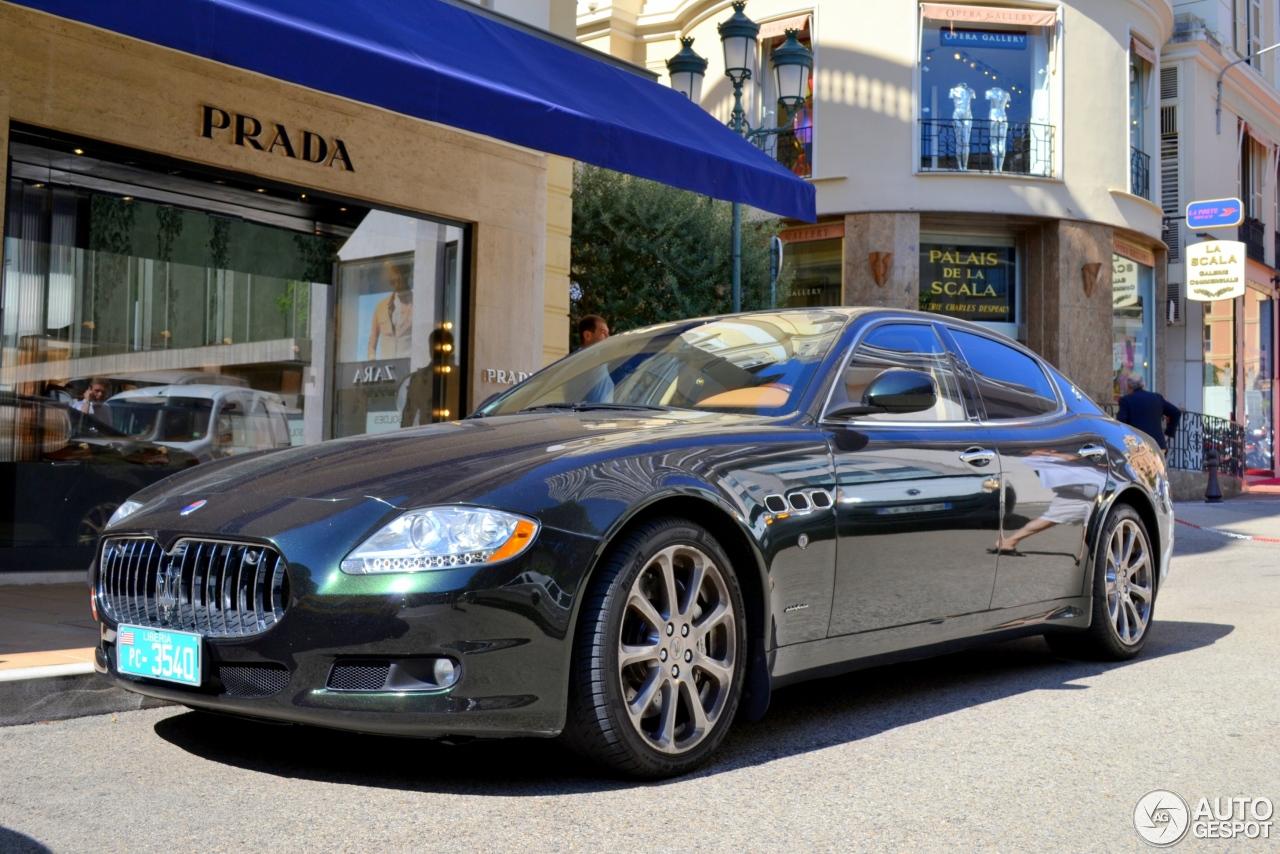 Maserati Quattroporte 2008 - 3 February 2014 - Autogespot