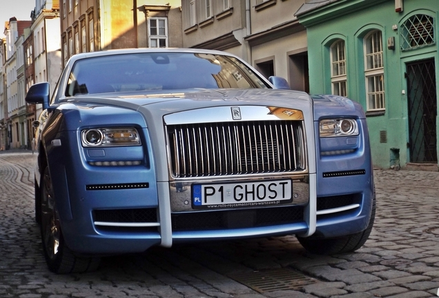 Rolls-Royce Mansory Ghost EWB