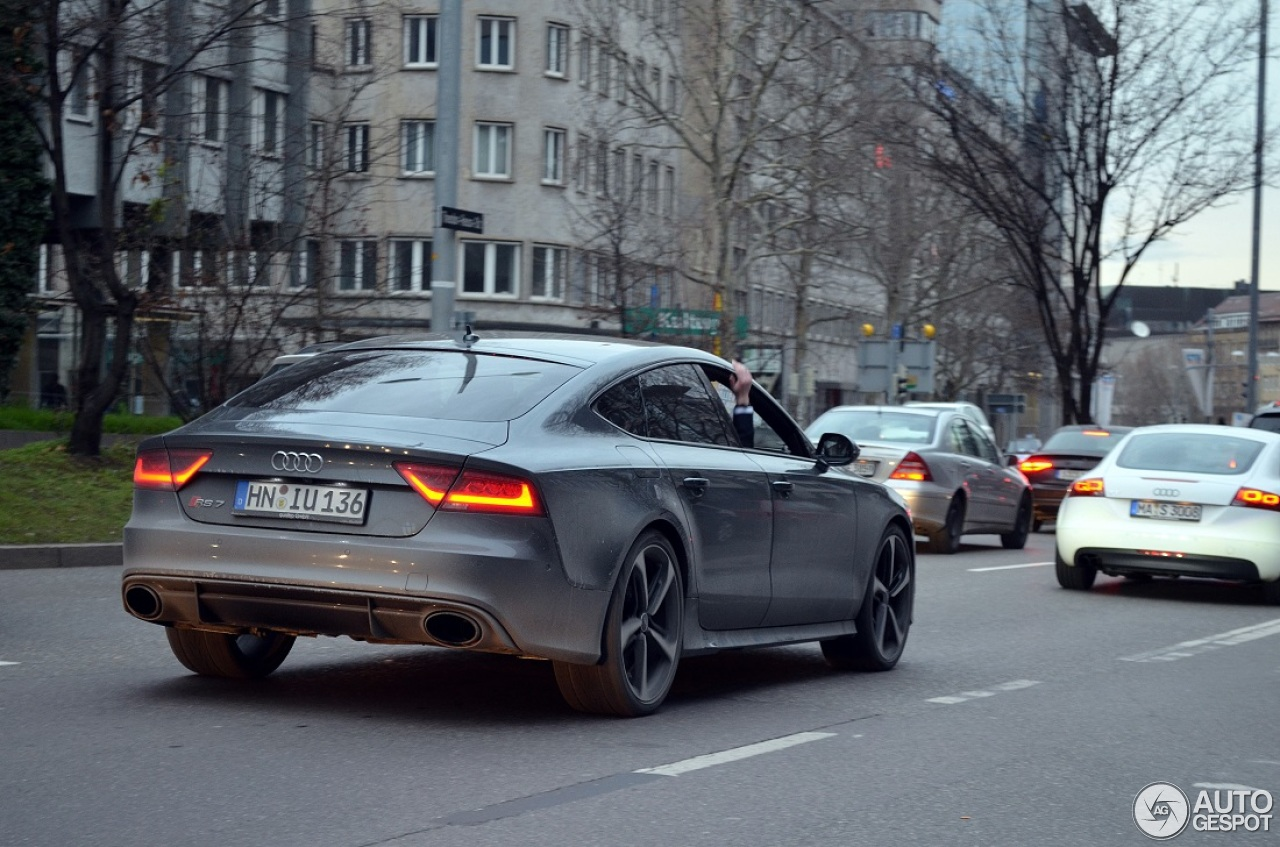 audi rs7 sportback 5 februar 2014 autogespot. Black Bedroom Furniture Sets. Home Design Ideas