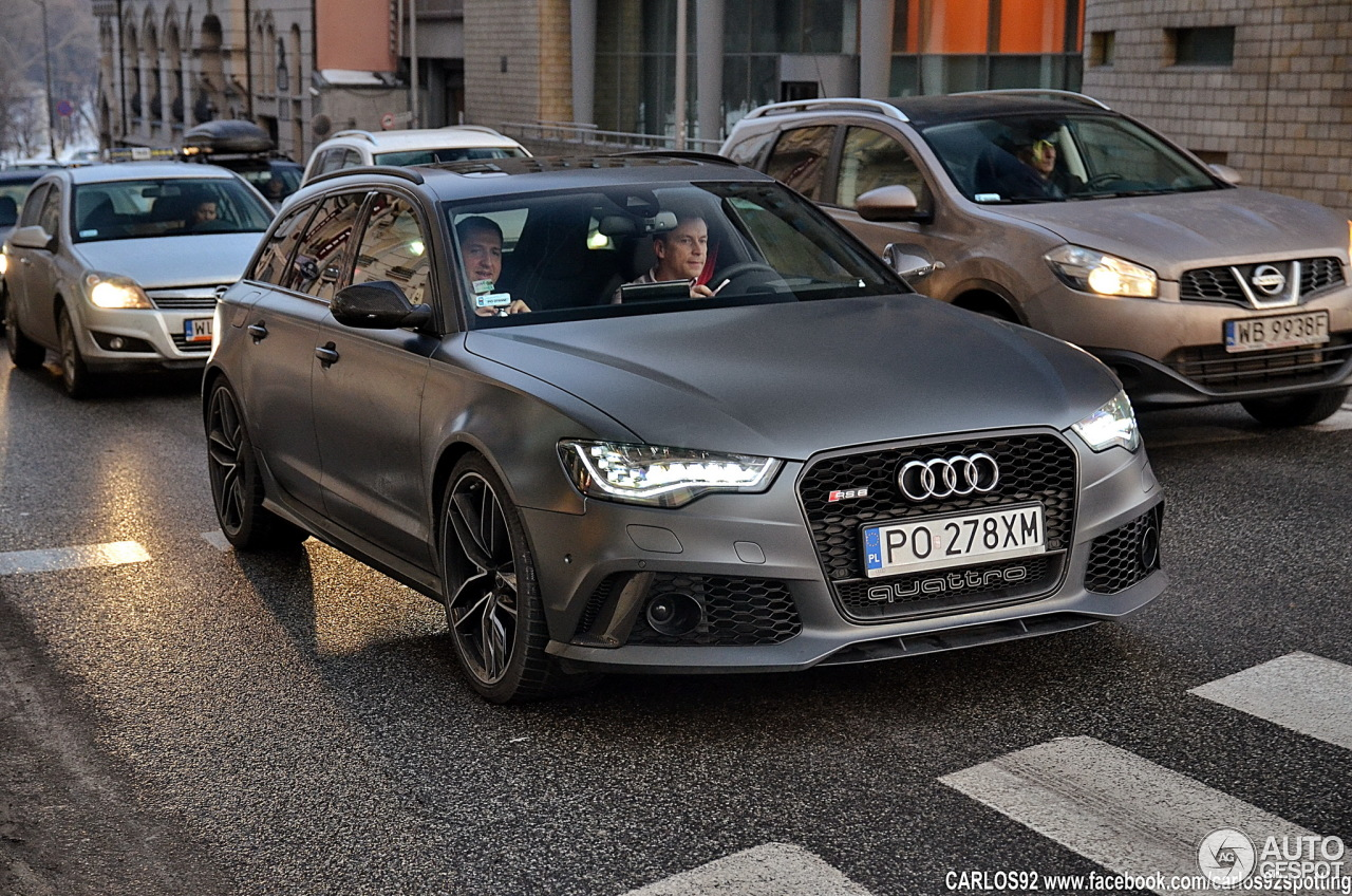 audi rs6 avant c7 6 februar 2014 autogespot. Black Bedroom Furniture Sets. Home Design Ideas