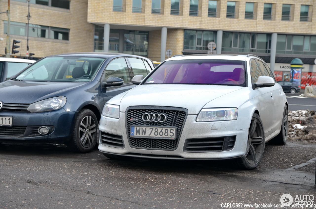 Audi RS6 Avant C6 - 7 February 2014 - Autogespot