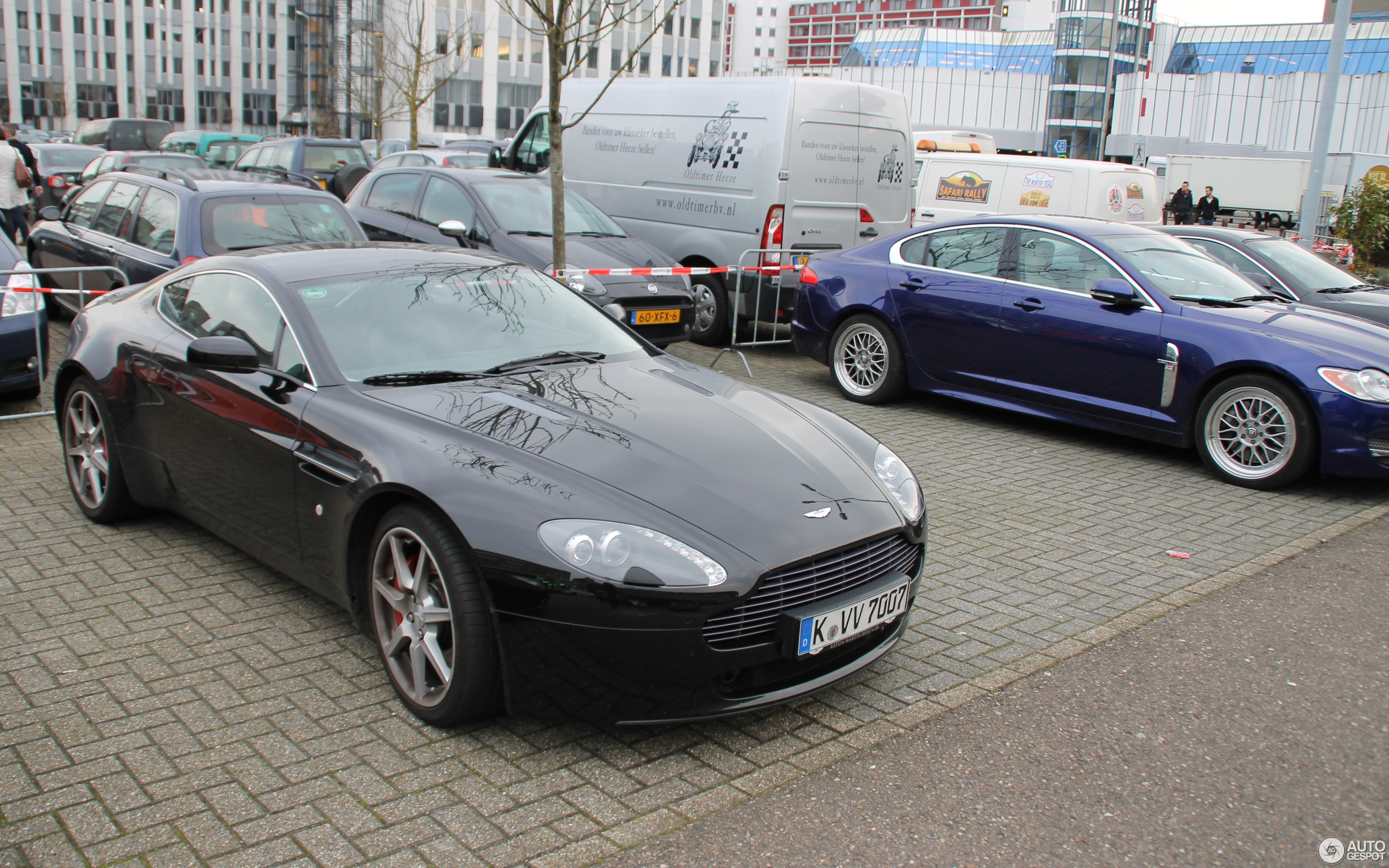 Aston Martin V8 Vantage 13 February 2014 Autogespot
