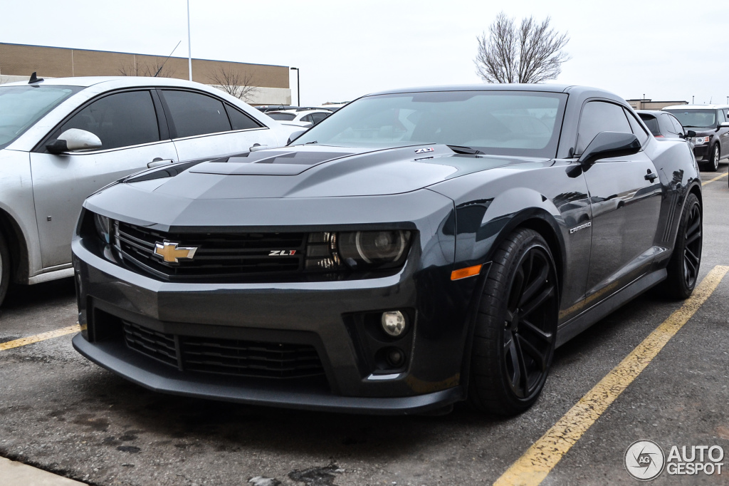 Chevrolet Camaro Zl1 2014 14 February 2014 Autogespot
