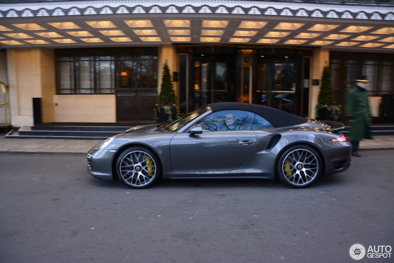 porsche 991 turbo s cabriolet 14 february 2014 autogespot. Black Bedroom Furniture Sets. Home Design Ideas