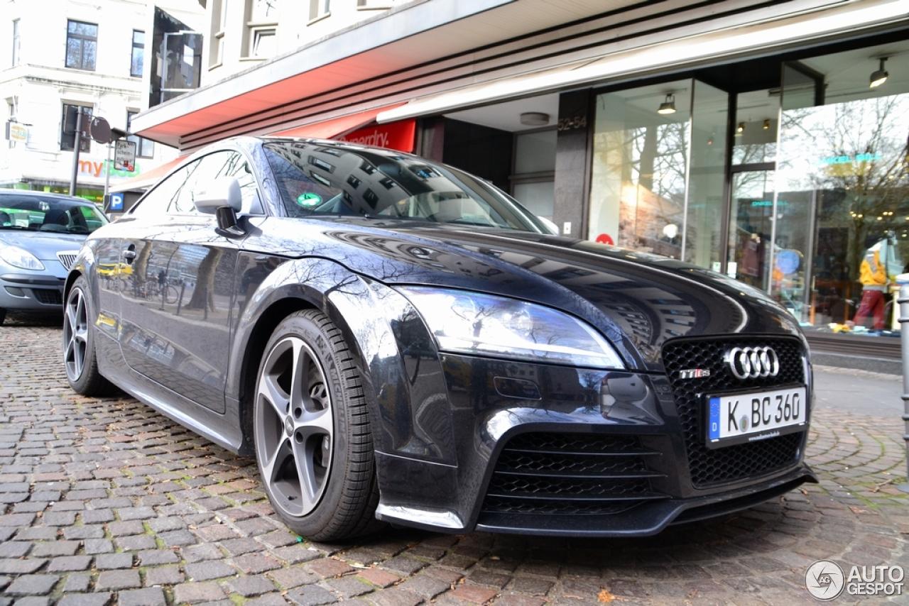 Audi TT-RS - 15 februari 2014 - Autogespot