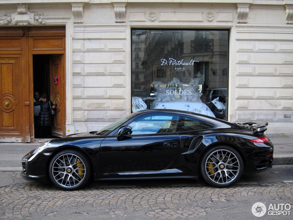 Porsche 991 Turbo S 15 February 2014 Autogespot