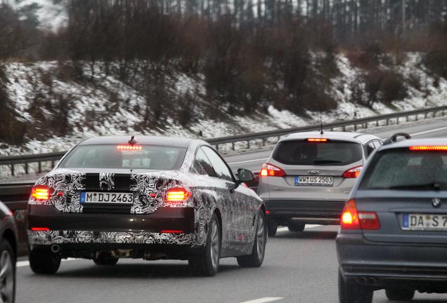 BMW 4 Series F32