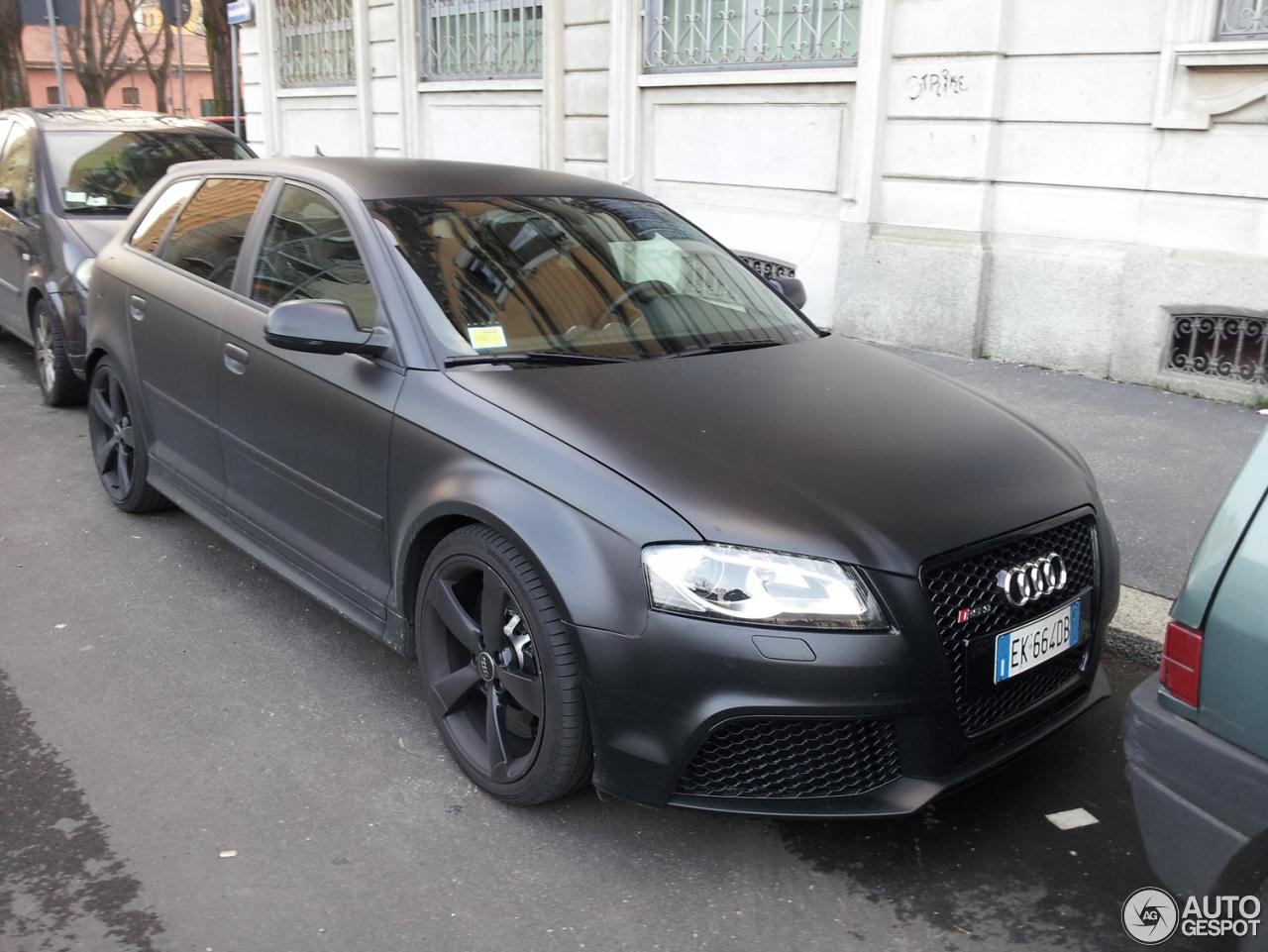 Audi s3 sportback usato 5