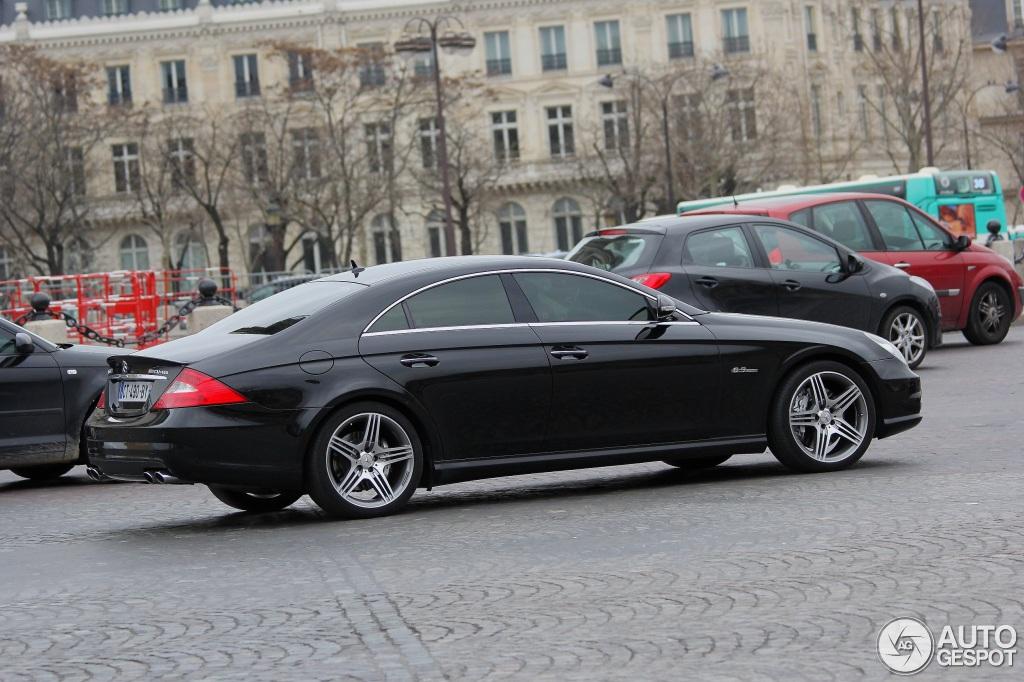 Mercedes benz cls 63 amg c219 18 fvrier 2014 autogespot for 2014 mercedes benz cls550 0 60