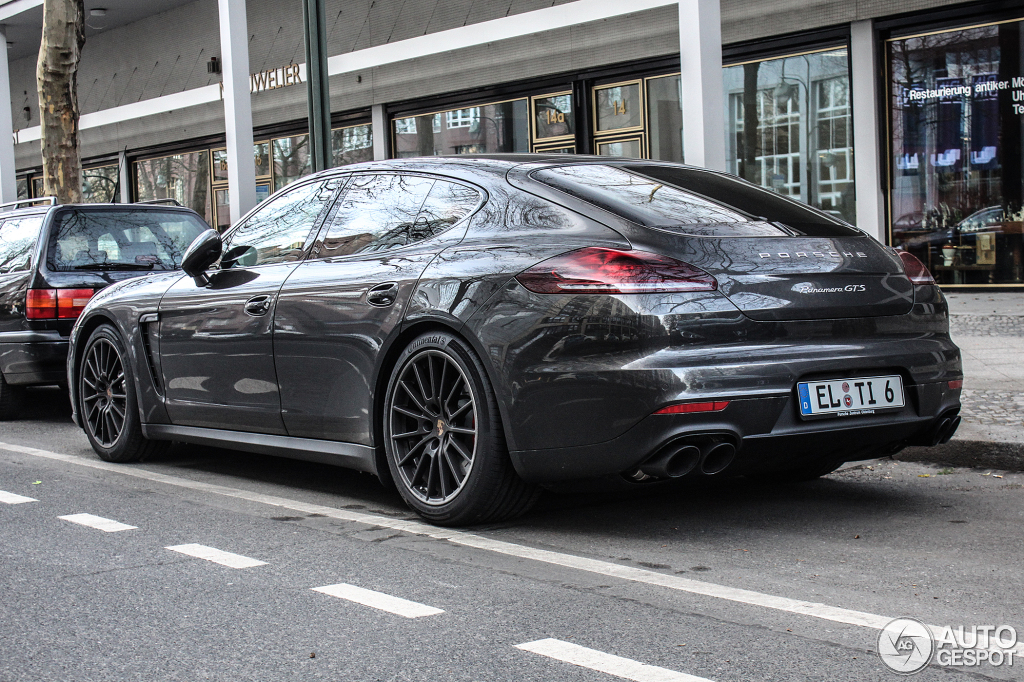 porsche 970 panamera gts mkii 18 february 2014 autogespot. Black Bedroom Furniture Sets. Home Design Ideas