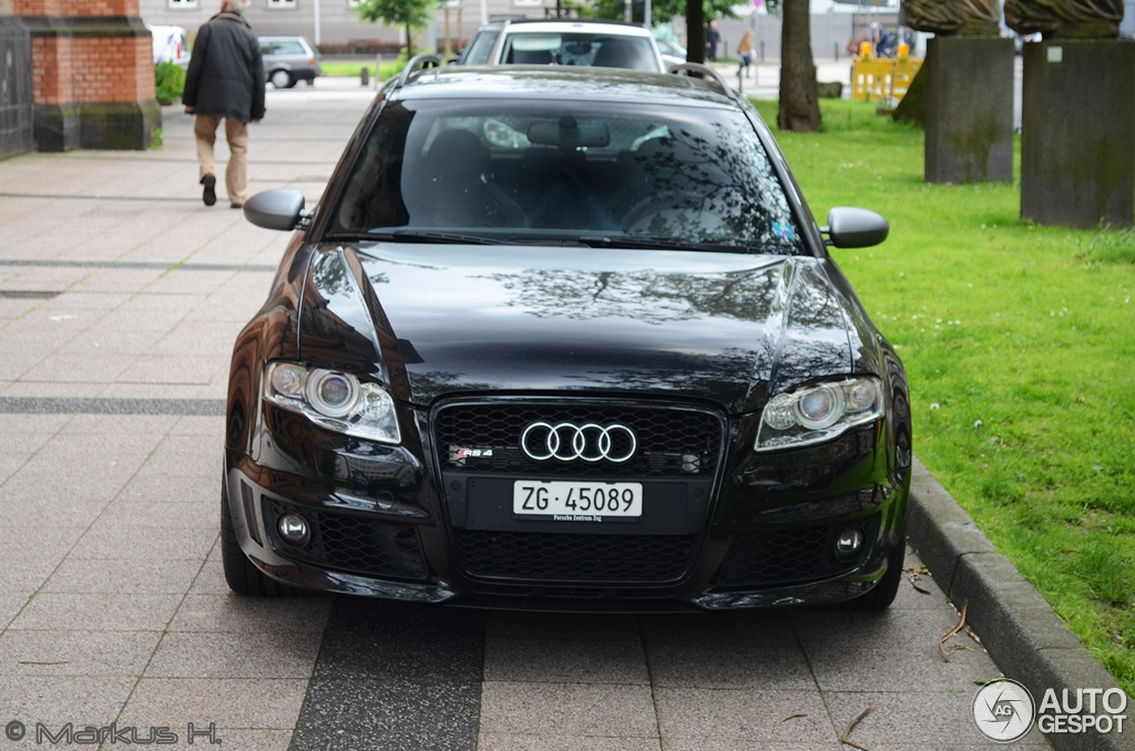 audi rs4 avant b7 21 february 2014 autogespot. Black Bedroom Furniture Sets. Home Design Ideas