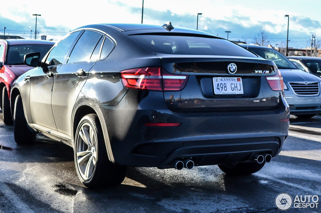 Bmw X6 M 21 February 2014 Autogespot
