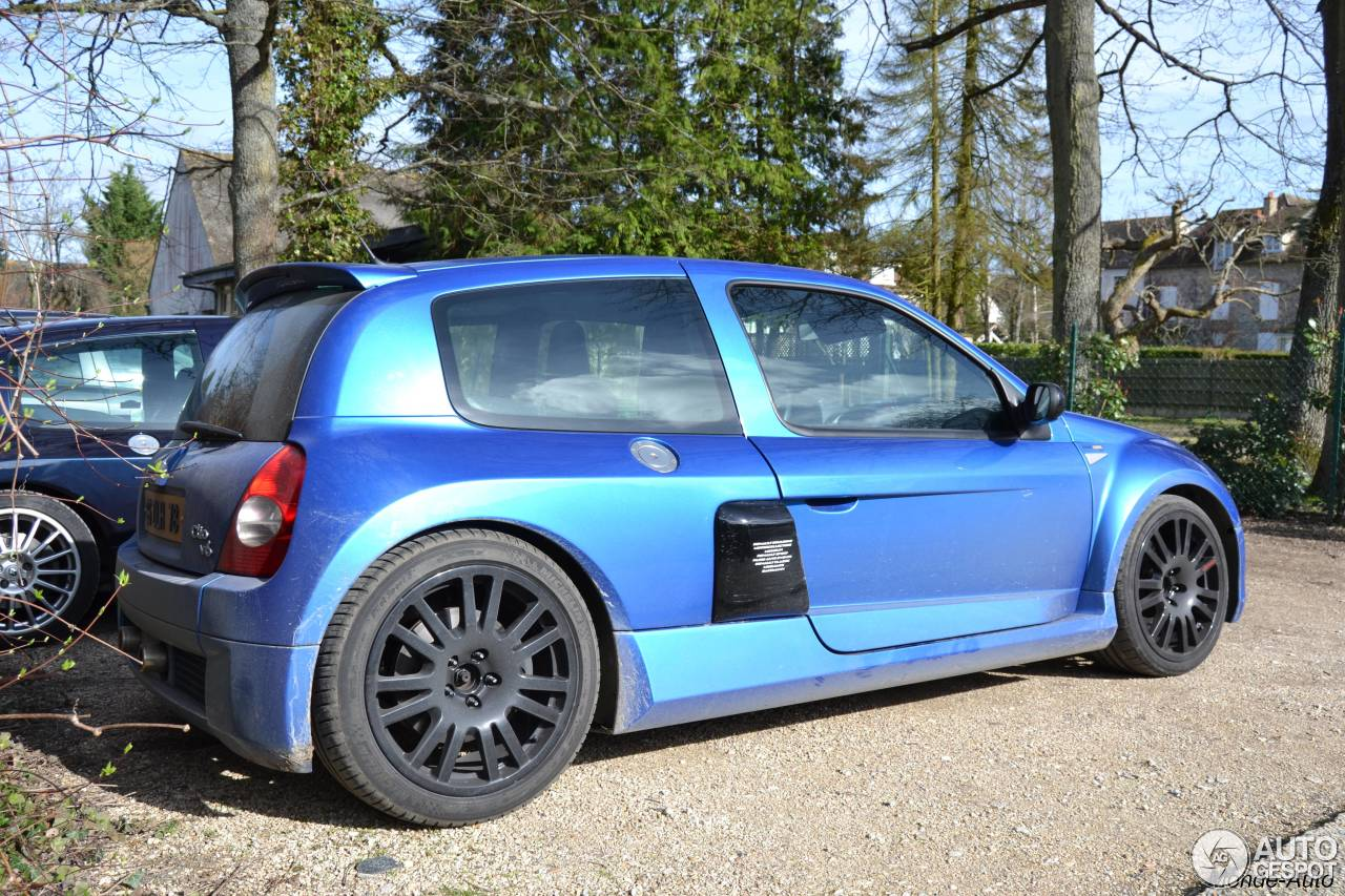renault clio v6 phase ii 24 fvrier 2014 autogespot. Black Bedroom Furniture Sets. Home Design Ideas