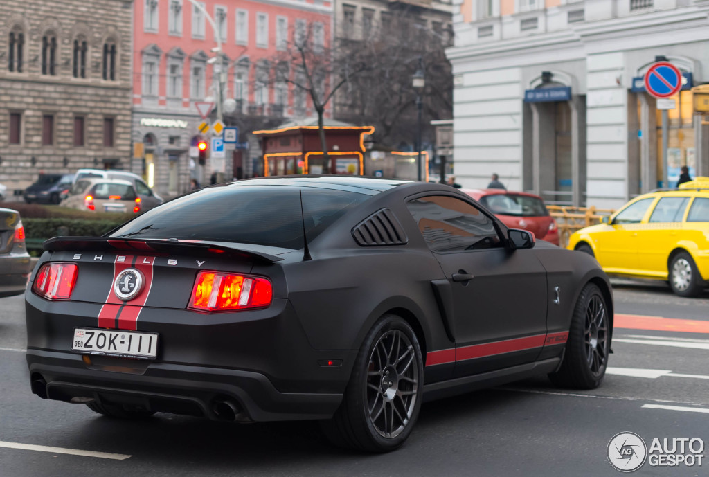 Ford Mustang Shelby GT500 2010 - 26 February 2014 - Autogespot