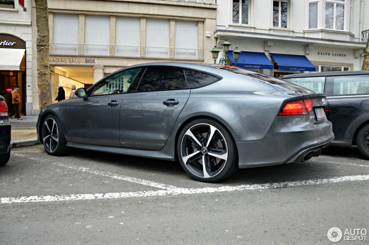 Audi RS7 Sportback - 1 March 2014 - Autogespot