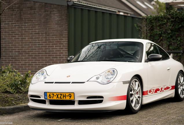 Porsche 996 GT3 RS