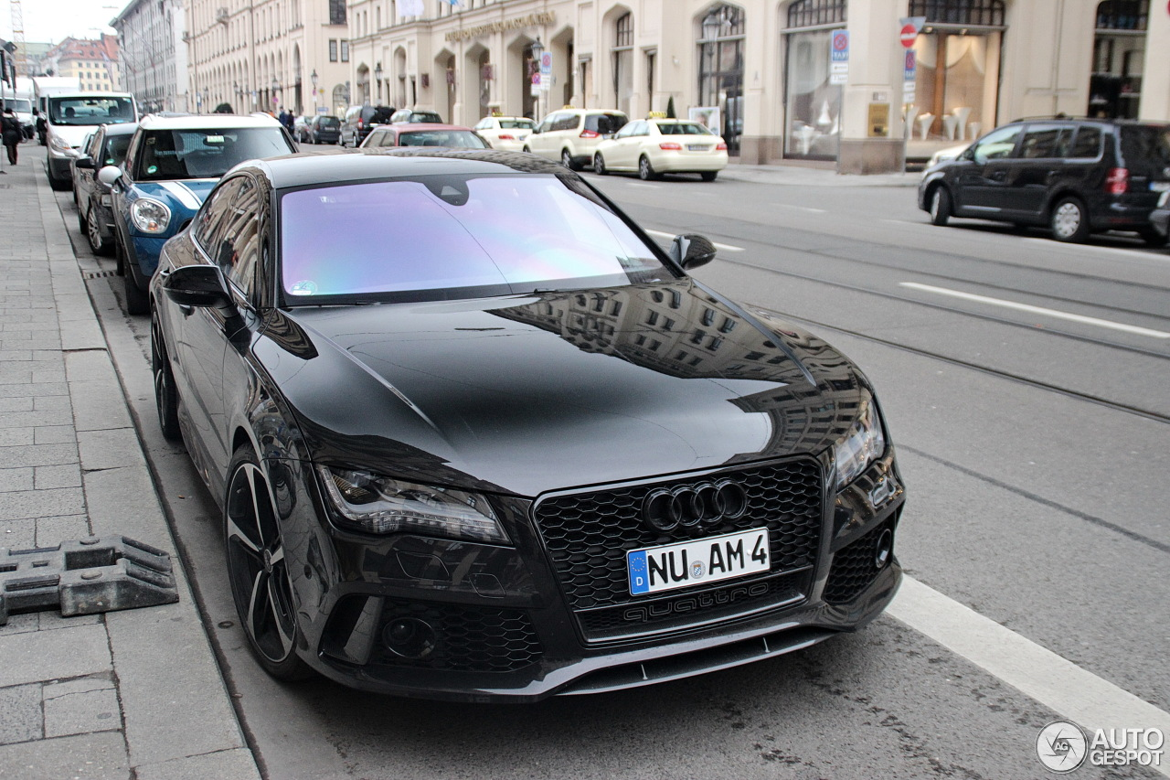 audi rs7 sportback 2 mrz 2014 autogespot. Black Bedroom Furniture Sets. Home Design Ideas