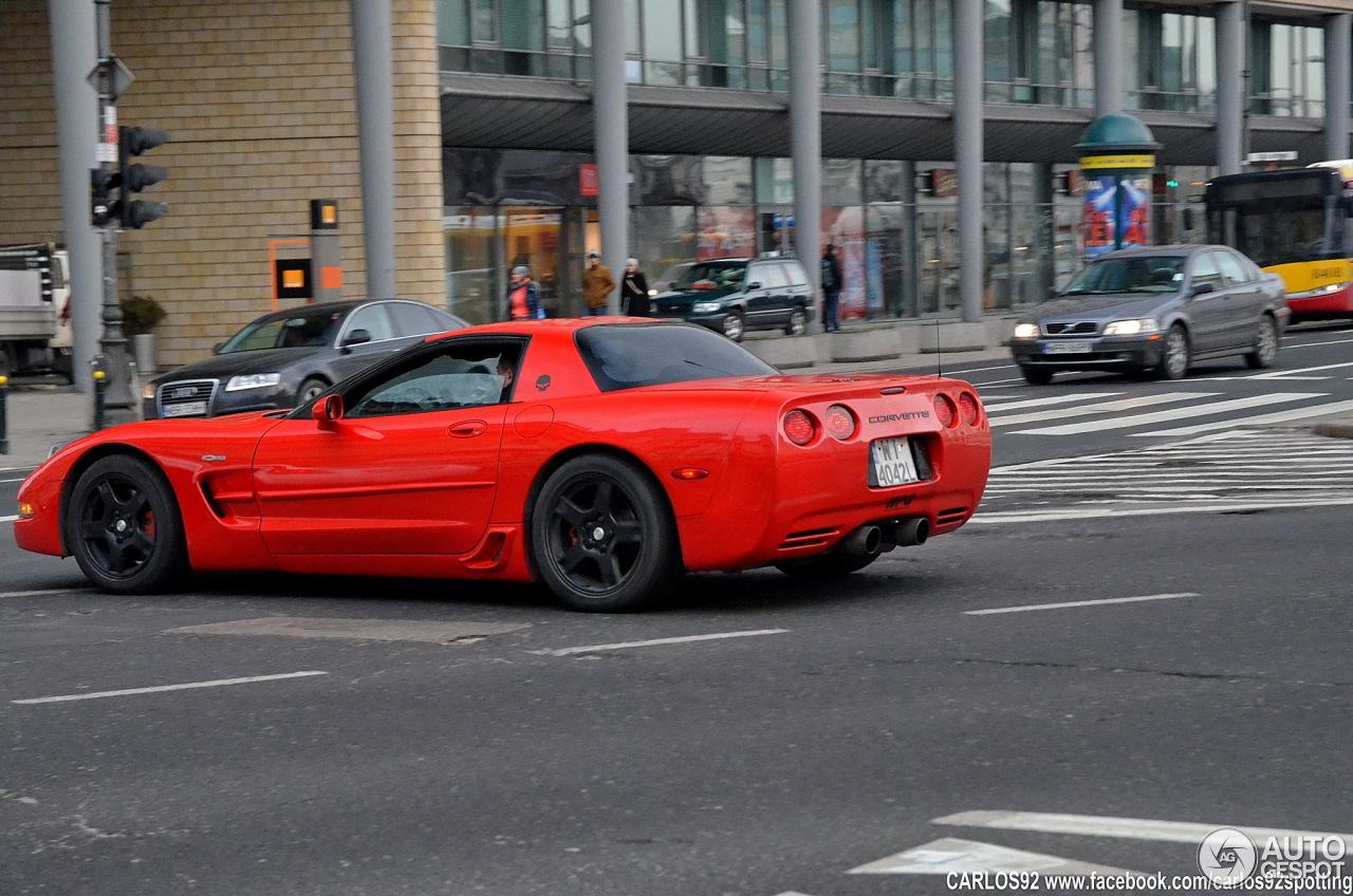 Chevrolet Corvette C5 Z06 2 March 2014 Autogespot