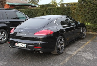 Porsche 970 Panamera Turbo S Executive MkII
