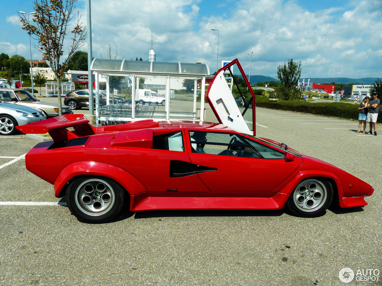 Lamborghini Countach Lp400 S 6 March 2014 Autogespot