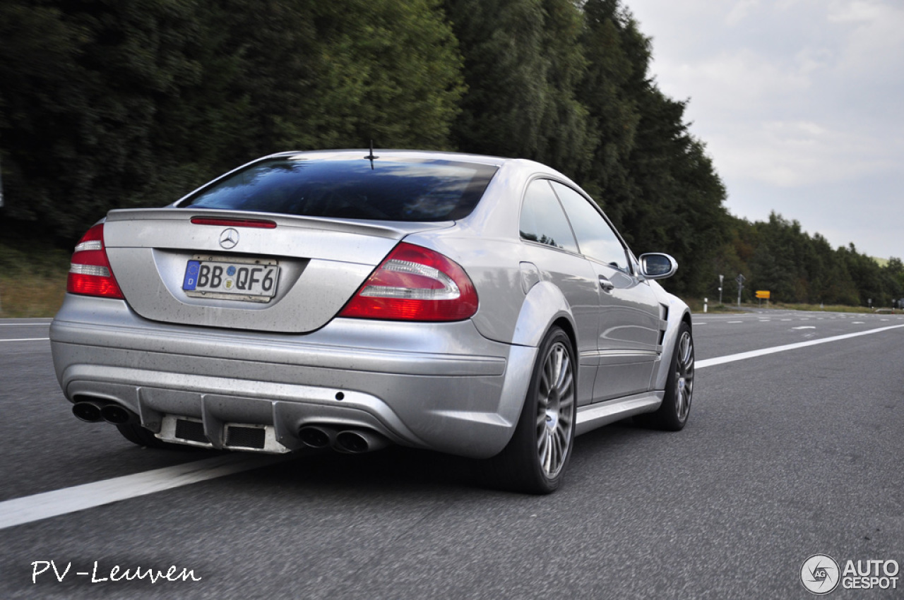 Mercedes benz clk 63 amg black series 6 march 2014 for Mercedes benz clk63 amg black series