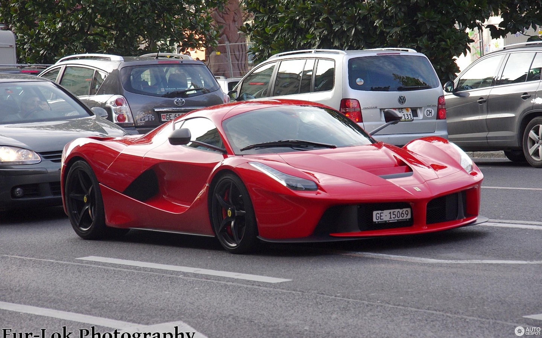 Ferrari Laferrari 8 Marzo 2014 Autogespot