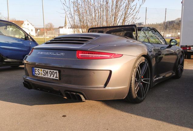 Gemballa 991 GT Cabrio