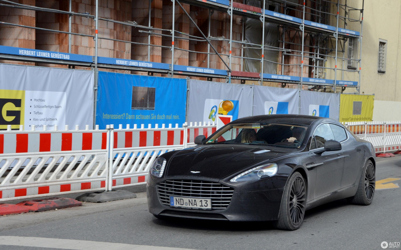 Aston Martin Rapide S - 9 March 2014 - Autogespot