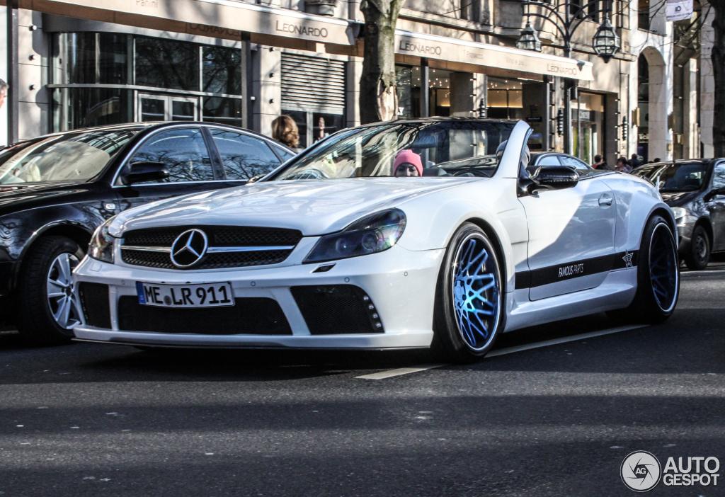 Mercedes benz sl 55 amg r230 10 march 2014 autogespot for Mercedes benz amg 55