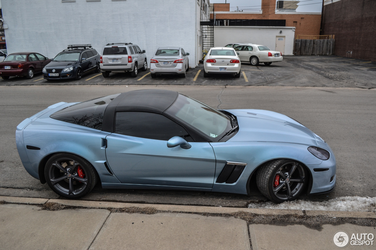 Chevrolet Corvette C6 Grand Sport 12 March 2014 Autogespot