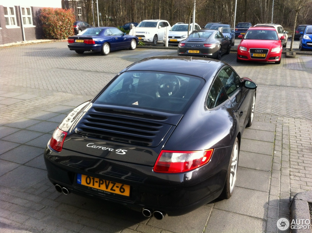 porsche 997 carrera 4s mki 13 march 2014 autogespot. Black Bedroom Furniture Sets. Home Design Ideas