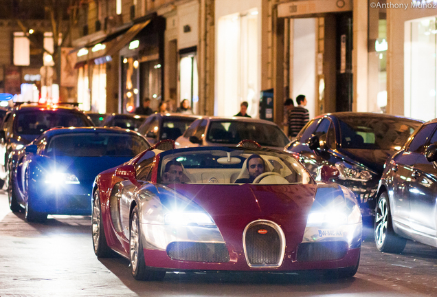 Bugatti Veyron 16.4 Grand Sport 669 Edition