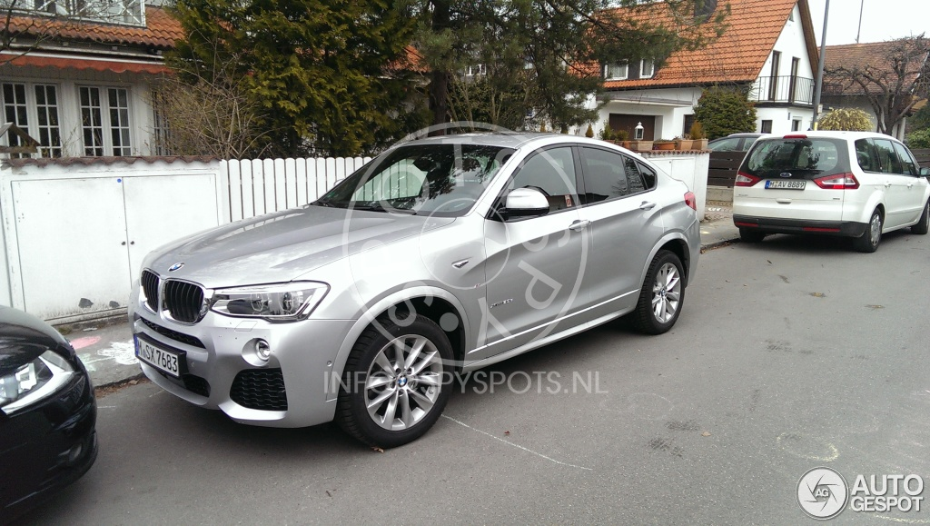 Bmw X4 F26 16 March 2014 Autogespot