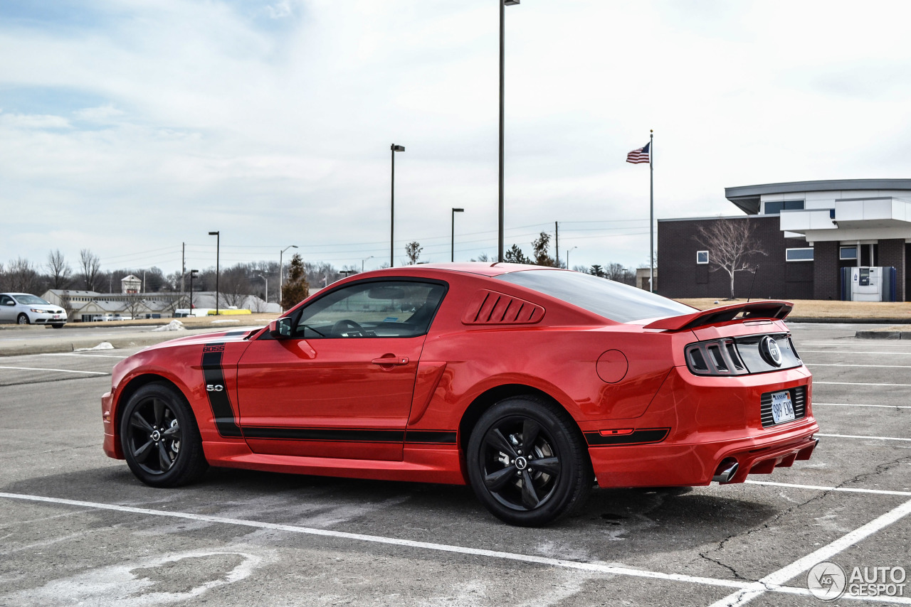 Ford Mustang Boss 302 2013 21 March 2014 Autogespot