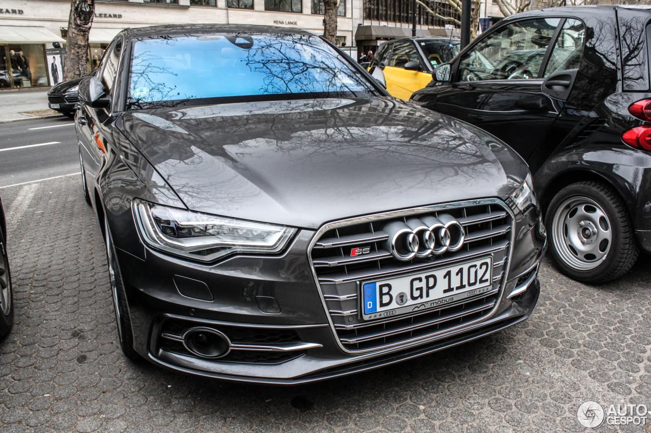 Audi S6 Sedan C7 22 Mrz 2014 Autogespot