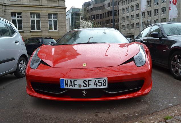 Ferrari 458 Spider Edo Competition