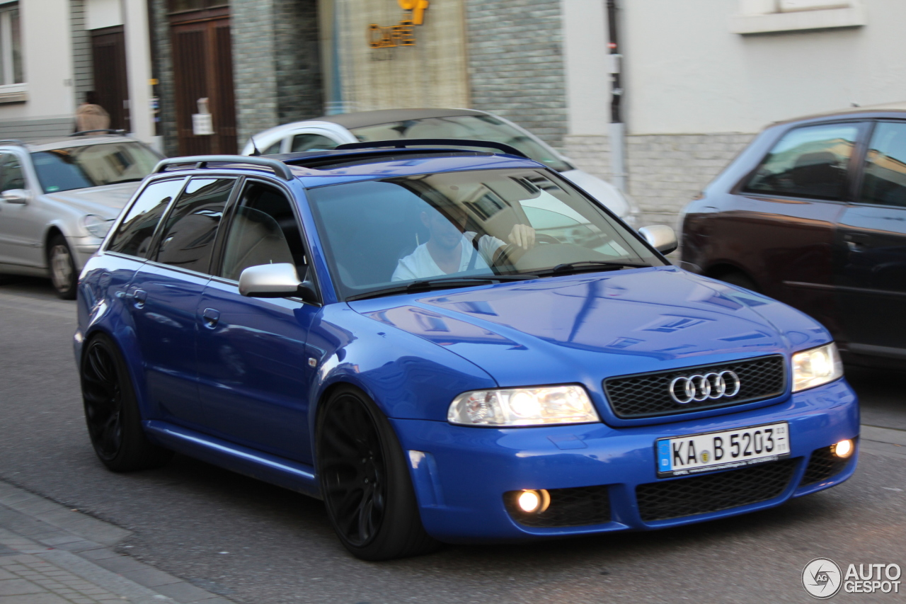 Audi Rs4 Avant B5 23 March 2014 Autogespot