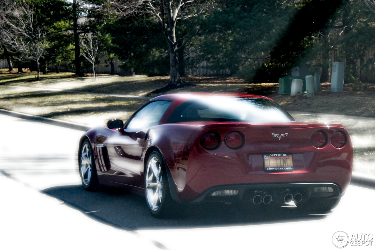 Chevrolet Corvette C6 Grand Sport - 23 March 2014 - Autogespot