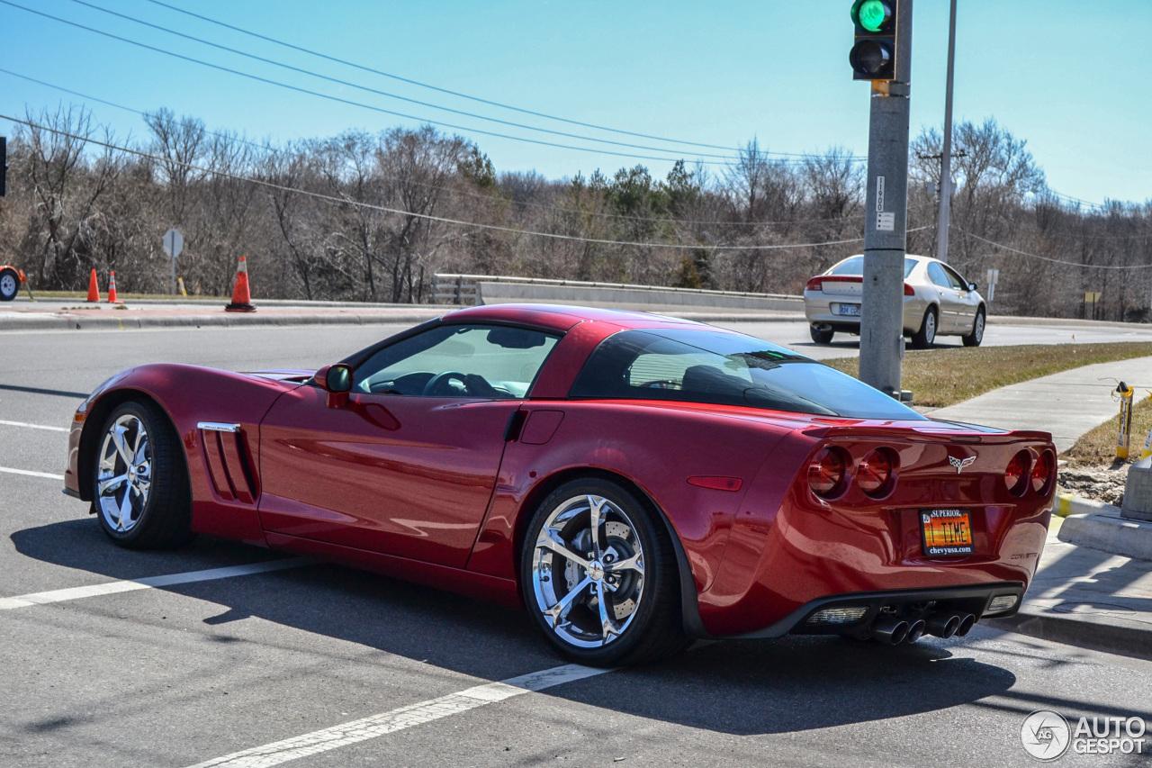 Chevrolet Corvette C6 Grand Sport 23 March 2014 Autogespot