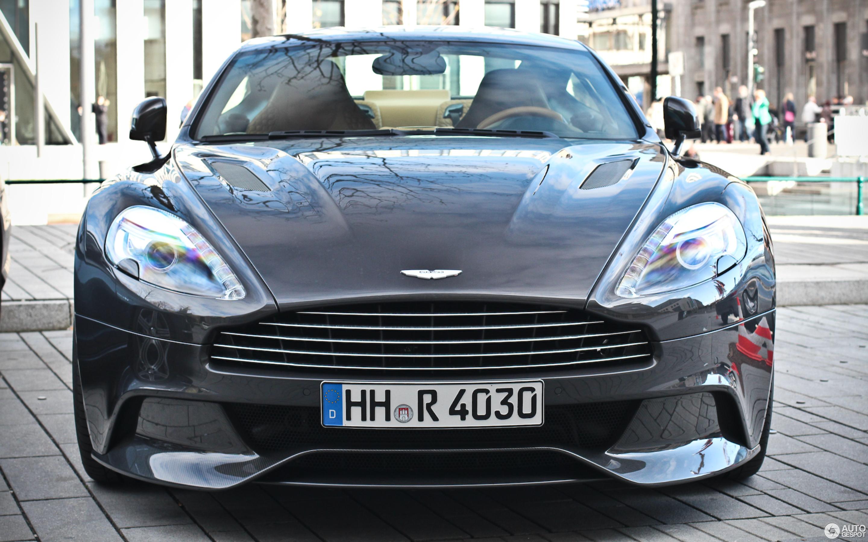 Aston Martin Vanquish 2013 23 March 2014 Autogespot