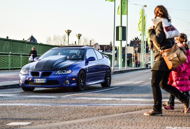 Pontiac GTO 6.0