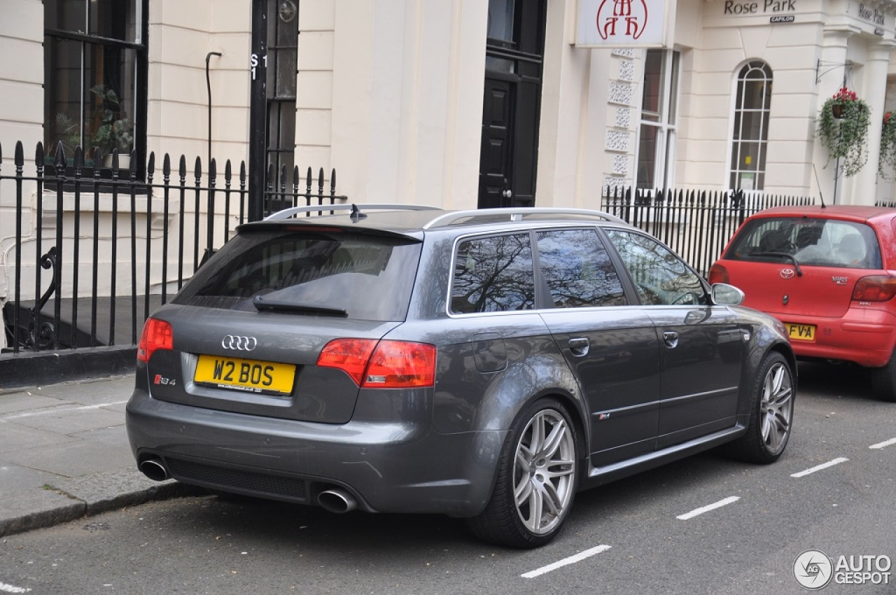 audi rs4 avant b7 26 march 2014 autogespot. Black Bedroom Furniture Sets. Home Design Ideas