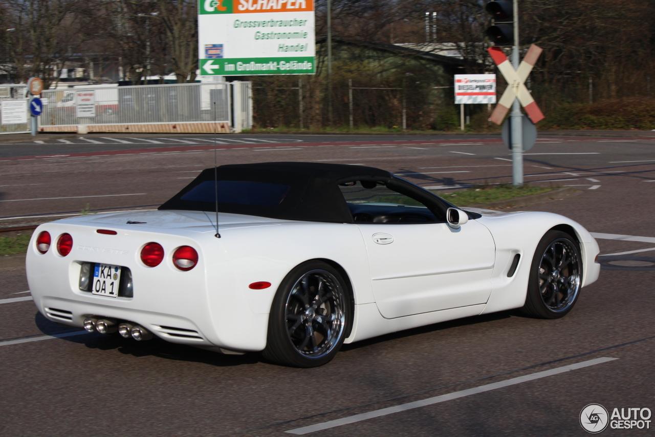 Chevrolet Corvette C5 Convertible 26 March 2014 Autogespot