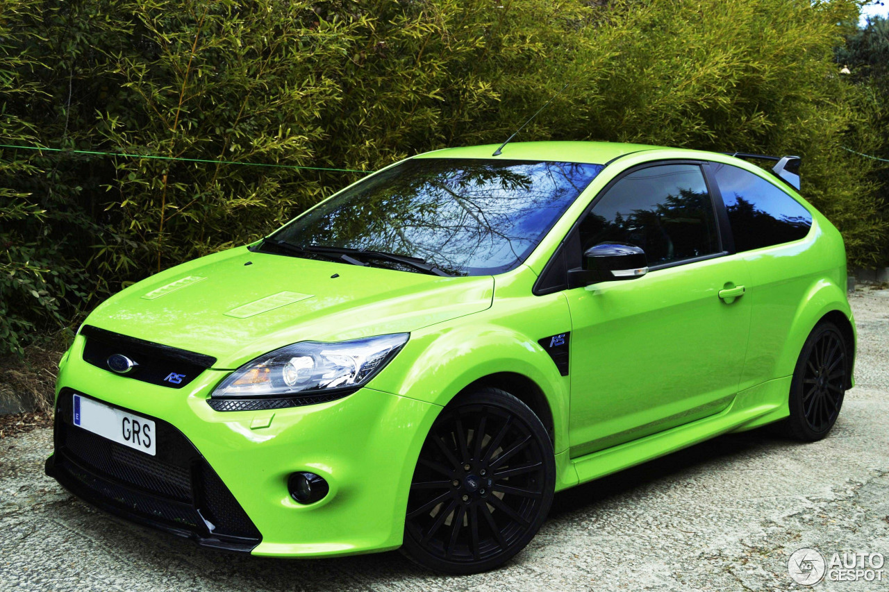 ford focus rs 2009 27 march 2014 autogespot. Black Bedroom Furniture Sets. Home Design Ideas
