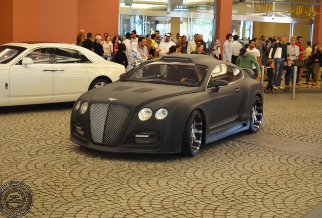 Bentley Continental GT ASI Tetsu GTR